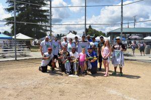 McCleary Bear Festival softball tournament