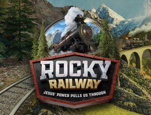 Rocky Railway VBS @ Immanuel Baptist Church