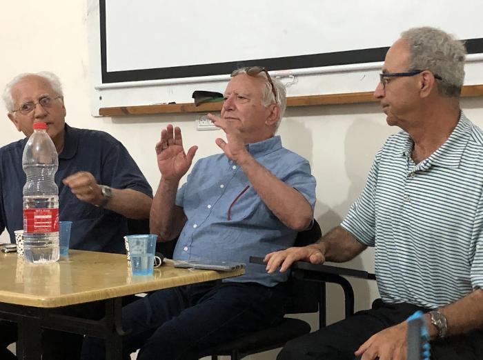 Evergreen state college-Many-Israels-Israeli-Academics