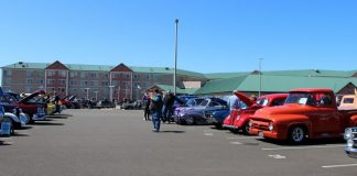 show n shine car show quinault beach resort ocean shores