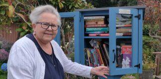 Little-Free-Library aberdeen-Margie-Philbrick