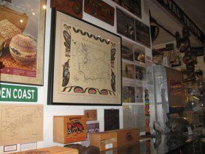 Museum of North Beach Quinault-Exhibit-South-Room