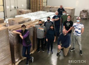Briotech-antimicrobial-resistance-Production-Shipping-Team