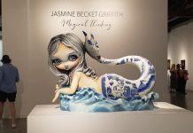 The mermaid museum aberdeen Porcelina Jasmine Becket Griffith