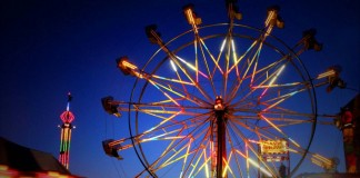 Grays Harbor County Fair ferris wheel