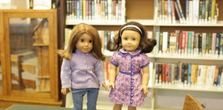 american girl dolls on loan