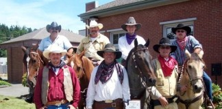 grays harbor mounted posse
