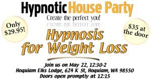 Workshop: Hypnosis for Weight Loss @ Hoquiam Elks Lodge | Hoquiam | Washington | United States