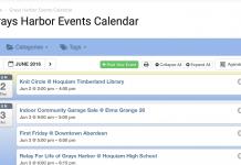 grays harbor events