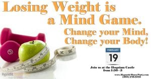 Lose Weight with Justin James at the February Hypnotic House Party @ Hoquiam Castle | Hoquiam | Washington | United States