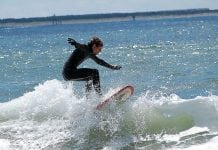 surfing grays harbor