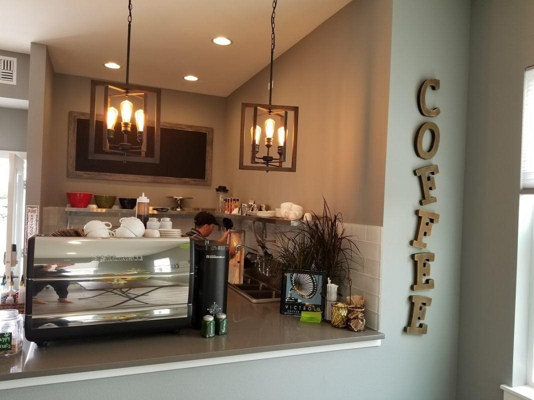Riptide Coffee Company Oyhut Bay