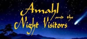 Amahl and the Night Visitors @ Bishop Center for Perfroming Arts   Aberdeen   Washington   United States