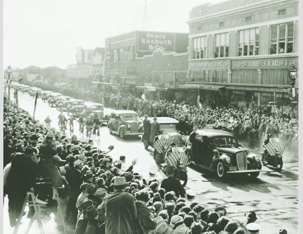 FDR in Grays Harbor County