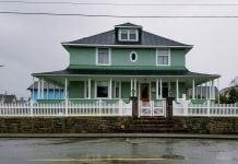 Grays Harbor Historic Homes Hubble House Montesano Historic Homes