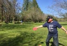Elma Disc Golf - Jay Klemp Golfing
