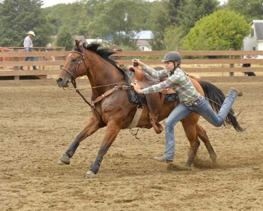 Bob Hitt Rodeo Goat Tying