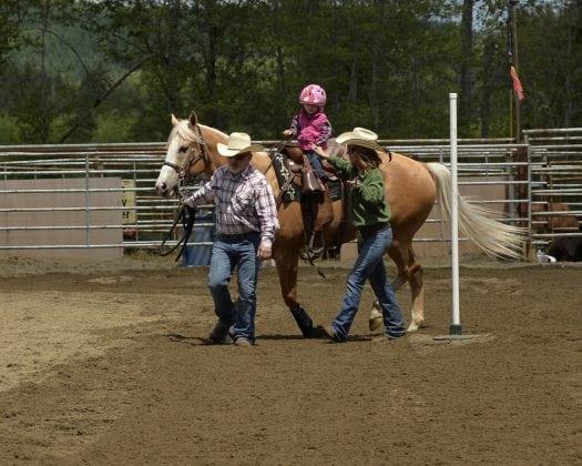 Bob Hitt Rodeo Youngest