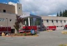 Grays Harbor Community Hospital Emergency Department Ambulances