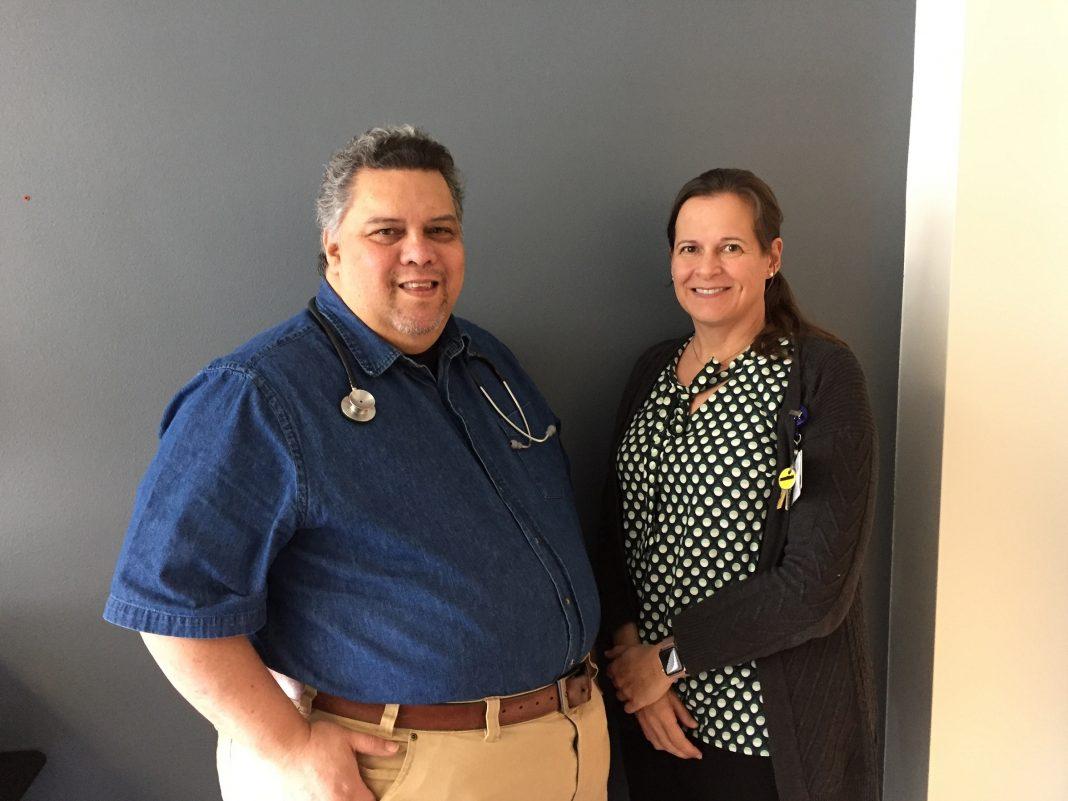 Grays Harbor Community Hospital Nurse Practitioners Ron and Katha