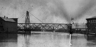 Aberdeen First Heron Street Bridge