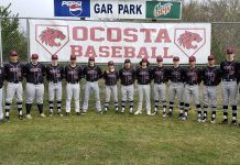 Ocosta High School Baseball Team