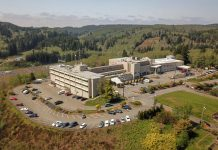 Grays-Harbor-Community-Hospital-Public-Hospital-District-2-Hospital-from-Above