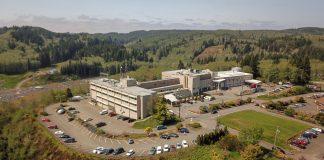 Grays-Harbor-Community-Hospital-Public-Hospital-District-2-Hospital-from-Above