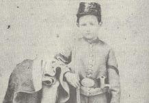Willie Bush, Child Solider