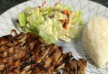 Places to Eat Montesano Oishi Teriyaki Chicken Teriyaki