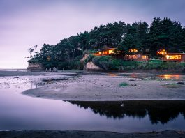 Where to stay on North Beach Iron Springs
