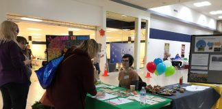 Grays Harbor Community Hospital Rock Your Health Fair partners