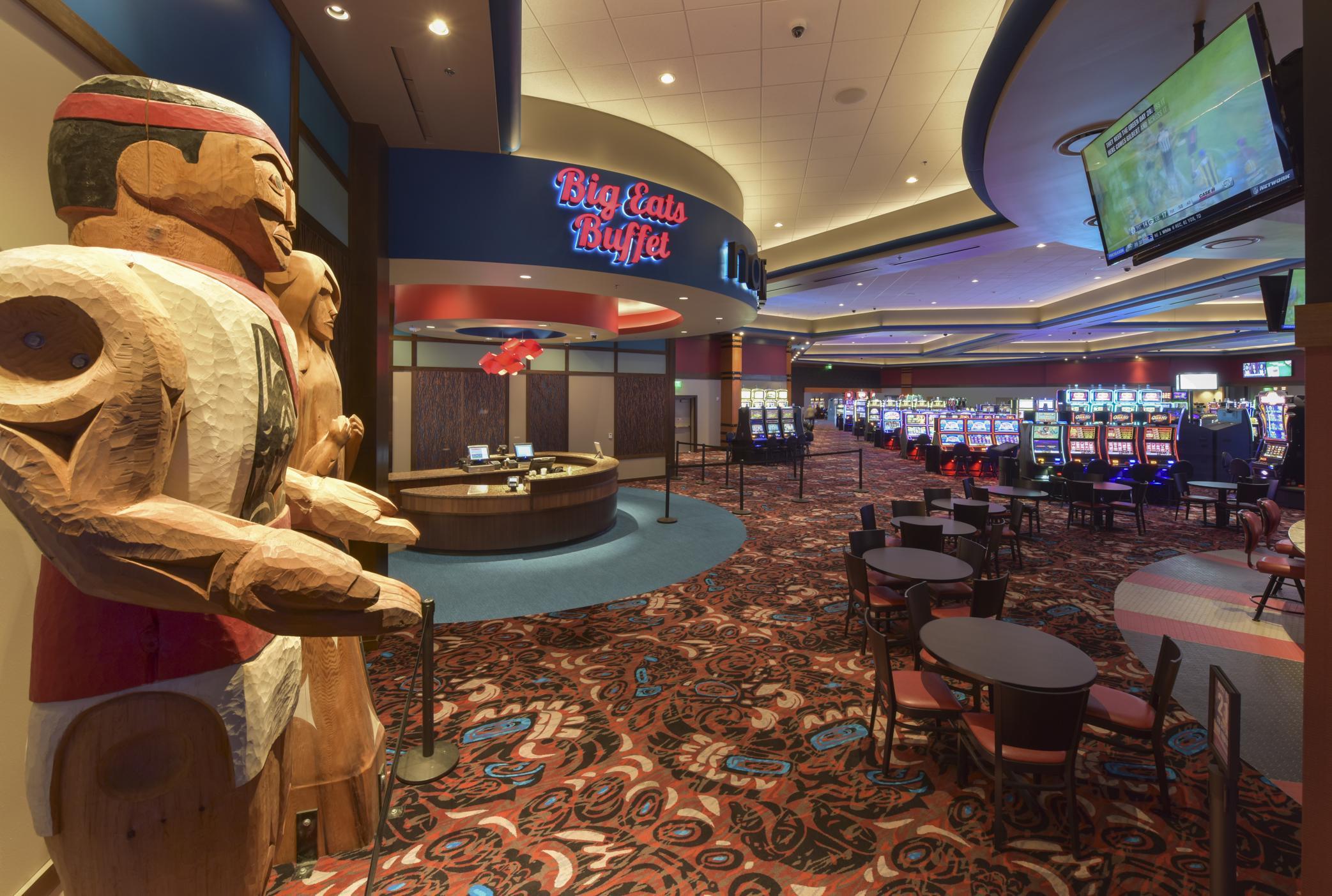 Quinault Casino Slots