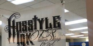 Shoppes at Riverside Hosstyle Ink