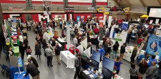 2020 South Sound Business and Career Expo Saint Martins Pavilion