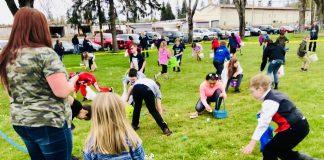 Easter Egg Hunt McCleary 2