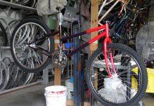 lions club Bike giveaway
