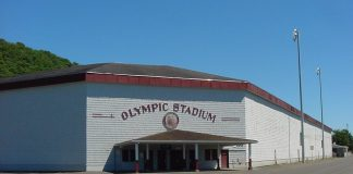 Olympic Stadium City of Hoquiam