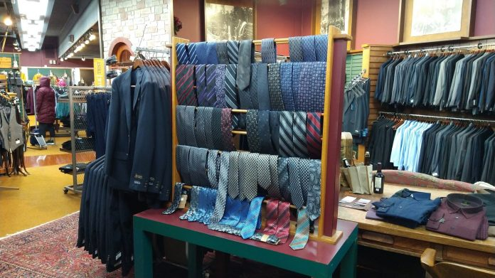 Shop Local Grays Harbor Waughs-Ties-and-Jackets