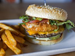 where to get burgers grays harbor Gray-Goat