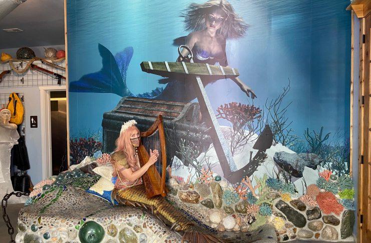 International Mermaid Museum aberdeen 3
