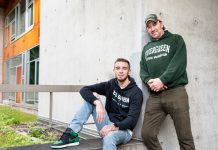 Evergreen College-Art-and-Luke