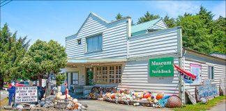 Museum of North Beach Haunted